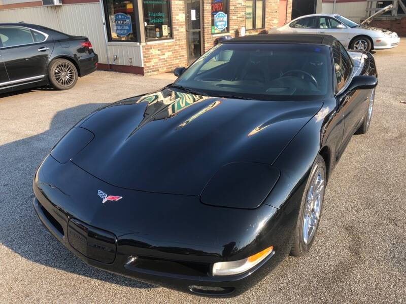 2001 Chevrolet Corvette 2dr Convertible - Eastlake OH