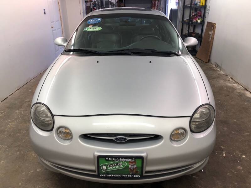 1998 Ford Taurus SHO 4dr Sedan - Eastlake OH