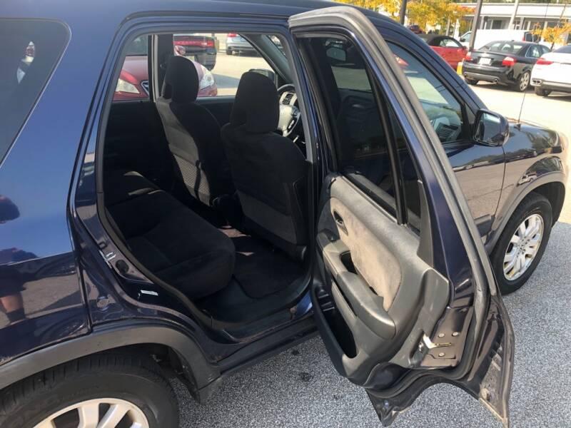 2006 Honda CR-V AWD EX 4dr SUV w/Automatic - Eastlake OH