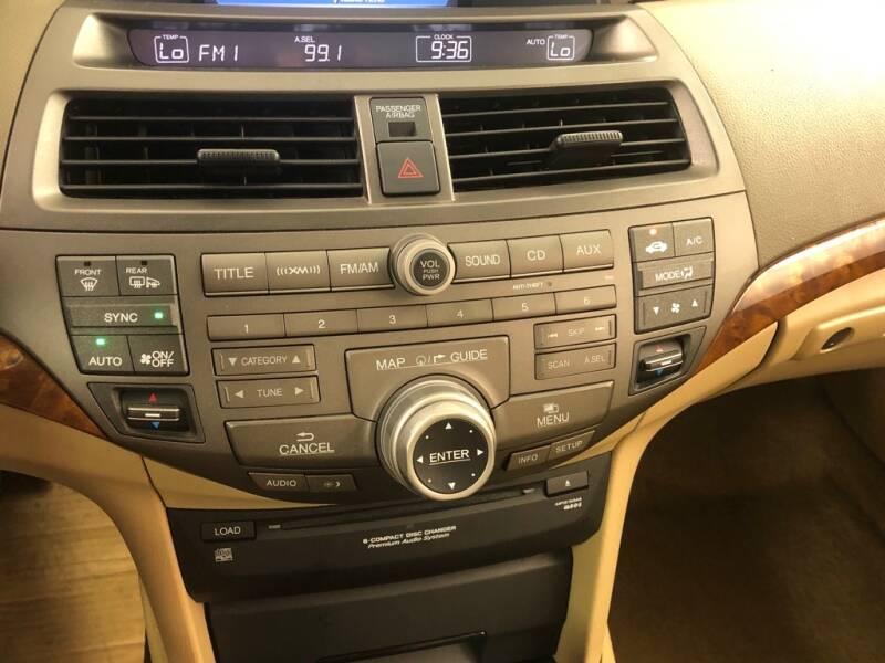 2010 Honda Accord EXL - Eastlake OH
