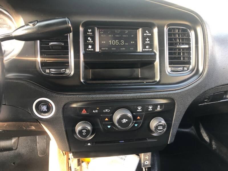 2013 Dodge Charger Police 4dr Sedan - Eastlake OH