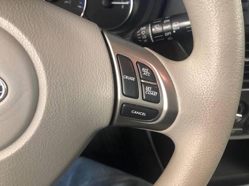2011 Subaru Forester AWD 2.5X Premium 4dr Wagon 4A - Eastlake OH