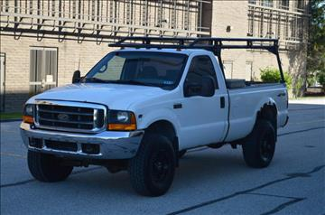 1999 Ford F-250 Super Duty for sale in Eastlake, OH