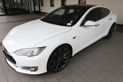 2015 Tesla Model S for sale in Portland, OR