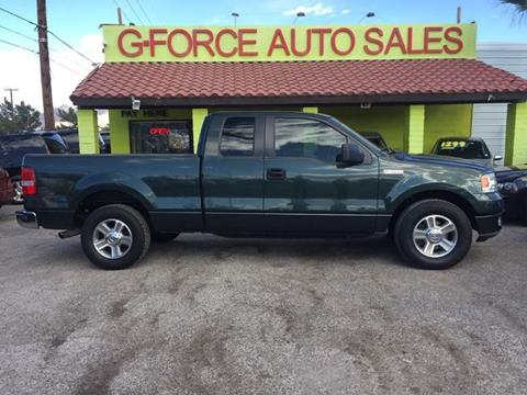 2005 Ford F-150 for sale in Las Vegas, NV