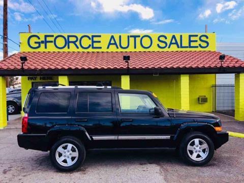 2007 Jeep Commander for sale in Las Vegas, NV
