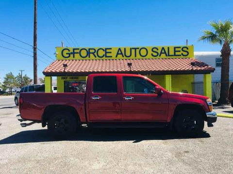 2011 GMC Canyon for sale in Las Vegas, NV