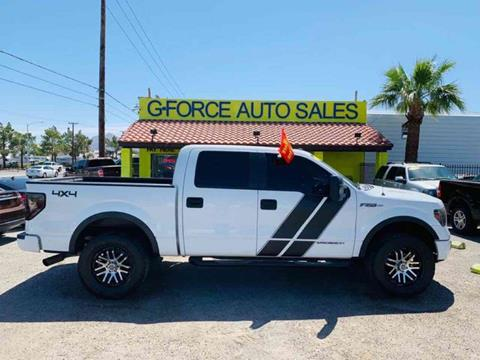 2009 Ford F-150 for sale in Las Vegas, NV