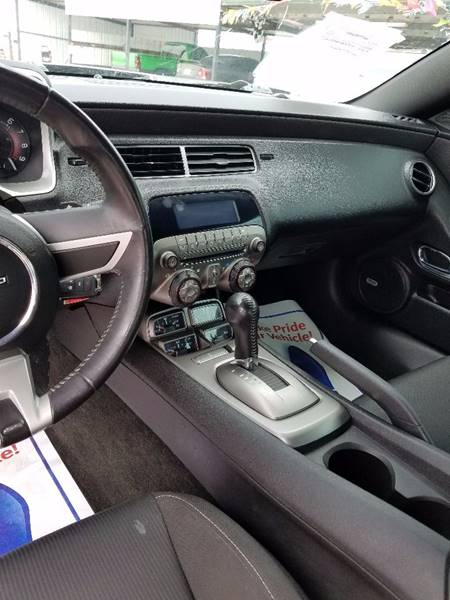 2010 Chevrolet Camaro SS 2dr Coupe w/1SS - Amarillo TX