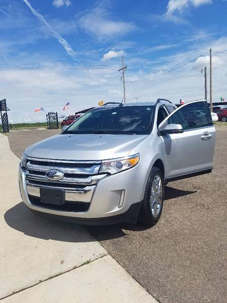 2013 Ford Edge Limited 4dr Crossover - Amarillo TX