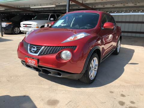 2011 Nissan JUKE for sale in Amarillo, TX