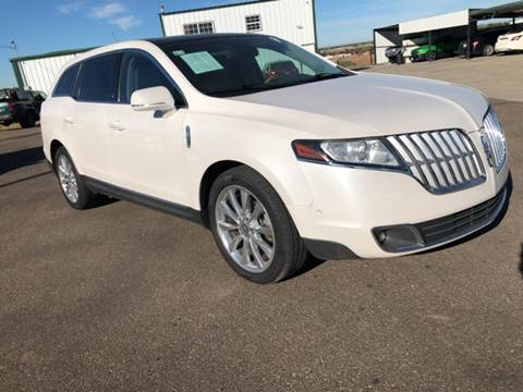 2010 Lincoln MKT for sale in Amarillo, TX