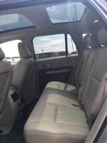2007 Ford Edge SEL Plus 4dr SUV - Amarillo TX