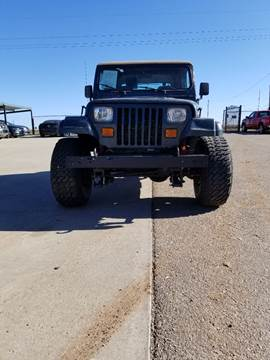 1994 Jeep Wrangler for sale in Amarillo, TX