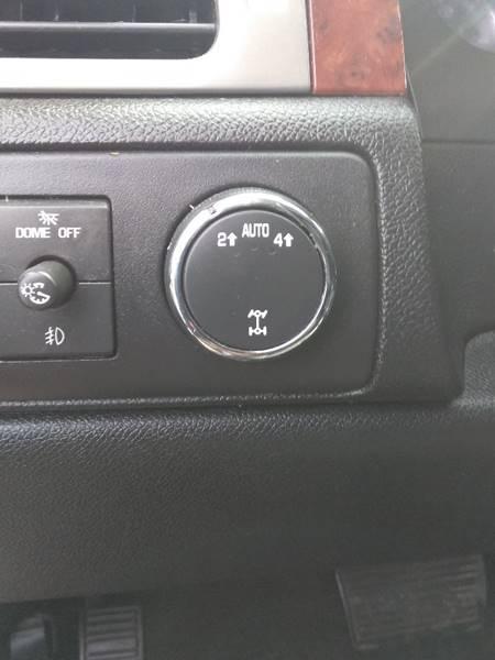 2010 Chevrolet Tahoe 4x2 LT 4dr SUV - Amarillo TX