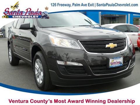 2017 Chevrolet Traverse for sale in Santa Paula, CA