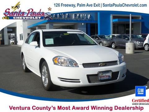 2016 Chevrolet Impala Limited for sale in Santa Paula, CA