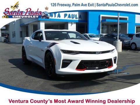 2018 Chevrolet Camaro for sale in Santa Paula, CA
