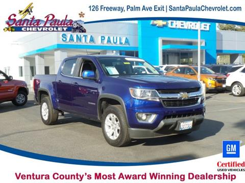 2015 Chevrolet Colorado for sale in Santa Paula, CA