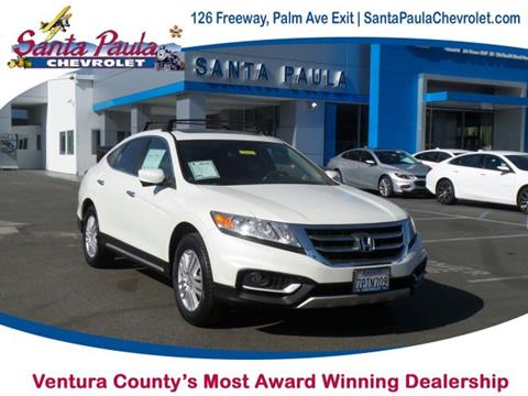 2015 Honda Crosstour for sale in Santa Paula, CA