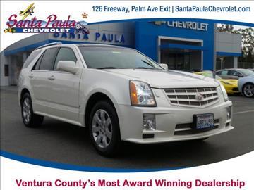 2008 Cadillac SRX for sale in Santa Paula, CA