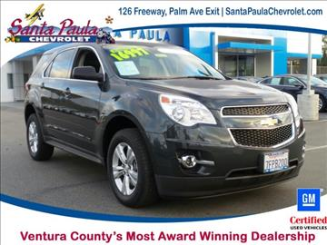 2014 Chevrolet Equinox for sale in Santa Paula, CA