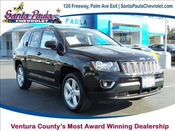 2014 Jeep Compass for sale in Santa Paula, CA