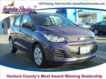2017 Chevrolet Spark for sale in Santa Paula, CA