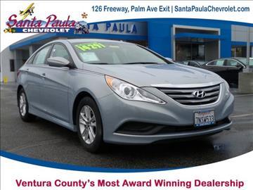 2014 Hyundai Sonata for sale in Santa Paula, CA