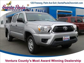 2015 Toyota Tacoma for sale in Santa Paula, CA