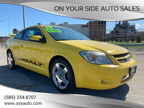 2008 Chevrolet Cobalt for sale in Rochester, NY