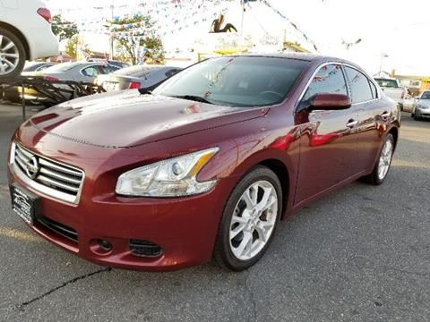 2012 Nissan Maxima for sale in Bellflower, CA