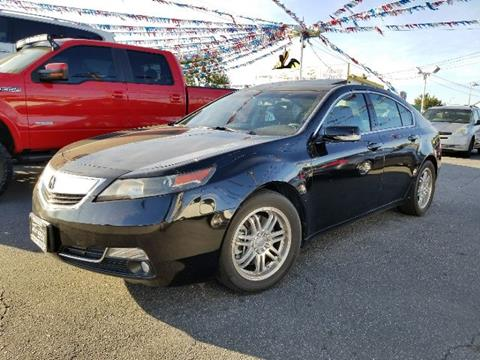 2012 Acura TL for sale in Bellflower, CA