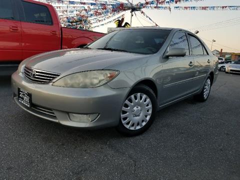 2005 Toyota Camry for sale in Bellflower, CA