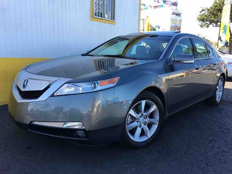 2009 Acura TL for sale in Bellflower, CA