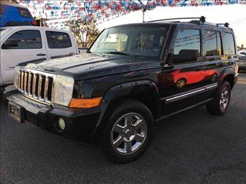 2006 Jeep Commander for sale in Bellflower, CA