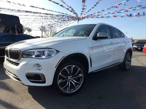 2015 BMW X6 for sale in Bellflower, CA
