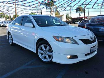 2008 Toyota Camry for sale in Bellflower, CA