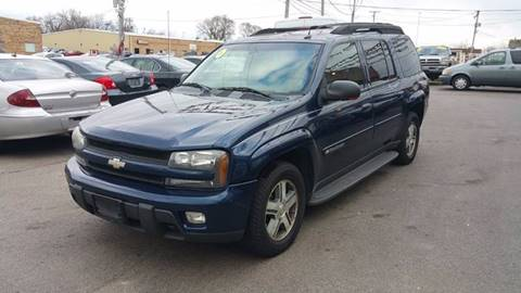 2004 Chevrolet TrailBlazer EXT for sale in Crestwood, IL