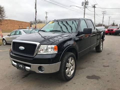 2007 Ford F-150 for sale in Crestwood IL