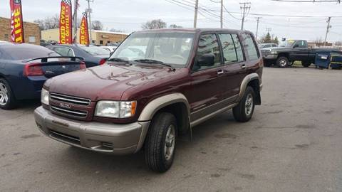 2002 Isuzu Trooper for sale in Crestwood IL