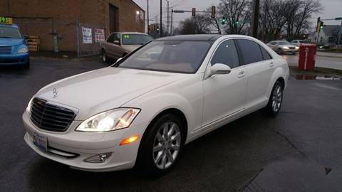 2007 Mercedes-Benz S-Class for sale in Crestwood, IL
