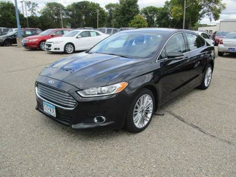 2014 Ford Fusion for sale in Faribault, MN