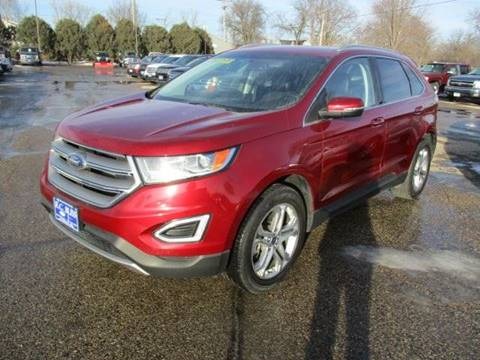 ford edge for sale in faribault mn. Black Bedroom Furniture Sets. Home Design Ideas