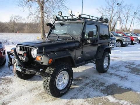 1997 Jeep Wrangler for sale in Faribault, MN