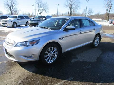 2011 Ford Taurus for sale in Faribault, MN