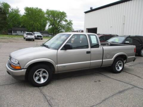 2000 Chevrolet S-10 LS for sale at R. C. Bliss, Inc. in Faribault MN