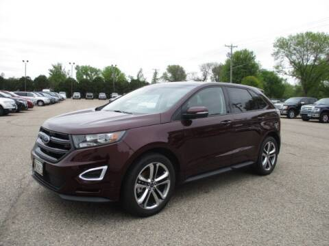 2018 Ford Edge Sport for sale at R. C. Bliss, Inc. in Faribault MN