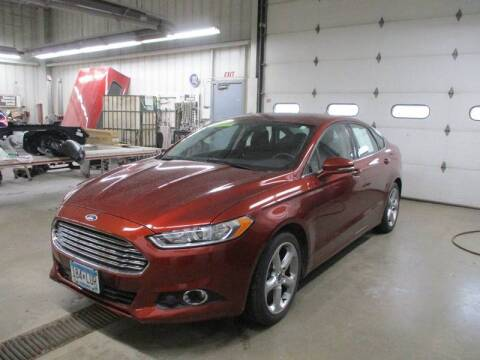 2014 Ford Fusion SE for sale at R. C. Bliss, Inc. in Faribault MN