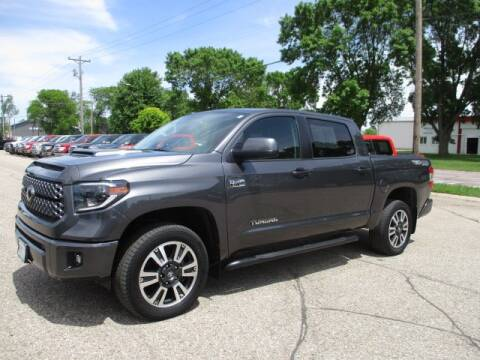 2019 Toyota Tundra SR5 for sale at R. C. Bliss, Inc. in Faribault MN